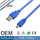 Sipu Doppeltes versah schnelle Ladung Mini-Daten-Kabel USB-3.0 mit Seiten
