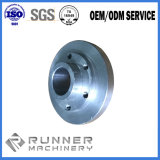 Подгонянное алюминиевое поворачивая обслуживание CNC частей подвергая механической обработке