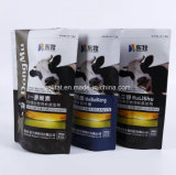 Cumstomzied Fastfood- Reißverschluss-Haustier-Kuh-Plastiknahrungsmittelbeutel