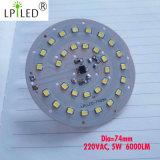 Board LED 220V para Bulb Sensor LED Voz Luz 5W