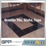 Scale del granito, punto, mattonelle, fabbricazione di pietra del marmo del pavimento lucidata parti superiori