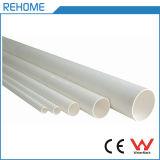 Tuyau de PVC/Tubes en plastique PVC Tuyaux de drainage de l'arrosage des tubes en PVC