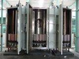 3개 Chammber는 태양 관을%s PVD Coater를 침을 튀기는 진공 코팅 기계 자전관을 연결한다