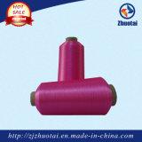 Fio tingido nylon de DTY nos cones 100d/24D/2