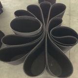 Cinghia di sincronizzazione di gomma industriale/cinghie sincrone 1225 1270 1280 1295 1300-5m