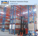 Estante de la paleta de la estantería del almacenaje del almacén del metal del acero inoxidable Q235