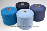La qualità suprema dei nuovi prodotti ha riciclato le lane 100% del filato del cachemire/il filato mescolato cachemire
