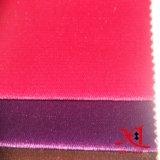 Tecido decorativo tecido de linho de poliéster para sofá / estofamento / Hometextile
