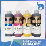 Inkt van de Sublimatie van de Kleurstof van Inktec Sublinova van de Prijs van de Kwaliteit van Korea de Concurrerende In het groot Snelle
