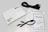 12V/9V/7.5V/5V DC 산출 5V USB 포트를 가진 휴대용 소형 UPS