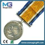 熱い販売の昇進3D金属の王冠メダル