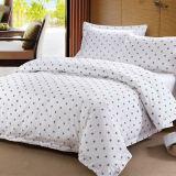 Barato al por mayor ropa de cama de algodón 100% de la colección de ropa de cama de hotel de impresión
