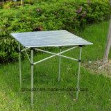 Aluminiumklapptisch für das Kampieren, Picknick