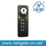 디지털 재시동할 수 있는 조합 암호 자물쇠