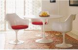 의자를 식사하는 현대 Eero Saarinen 튤립 안락 의자