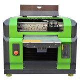 A3 Size UV Flatbed Printer para telefone Case / Mug / Pen / Metal / Glass / USB / CD / cartão de impressão
