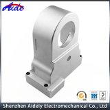 Космическим изготовленный на заказ части CNC точности подвергли механической обработке алюминием, котор