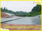 Tecido de geomembrana de HDPE impermeável para venda