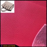 Genuine Leather Like Microfiber para bolsas Duffels Hx-M1715