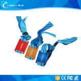 Pulseras RFID con uid código impreso