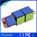 Оптовая торговля дешевые пластиковые Magic Cube флэш-накопитель USB