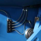 QC11k 6*6000 NC E21s를 가진 유압 금속 단두대 깎는 기계
