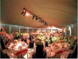 Венчание Шатер Роба De Mariage партии 1000 случаев сада структуры людей алюминиевое