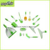 Spazzola di lavaggio della spazzola di pulizia del pavimento della toletta