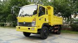 Carro ligero del carro de Sinotruk HOWO 4X2 Cargo Truck Van Truck Lorry
