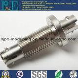 Fabriqué en Chine Tuyaux en caoutchouc CNC en aluminium personnalisé