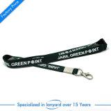 Оптовая OEM Custom плоский полиэстер и атласный ремешок печатной платы