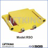 используемая пакгаузом вагонетка паллета 18t (RSO)