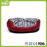 고품질 방수 견면 벨벳 면 애완 동물 침대