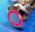 Interruttore di Pusbutton dei 500000 cicli di vita con il LED