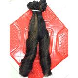 Pelo recto de Funmi de Remy de la Virgen brasileña Weft al por mayor del pelo humano
