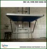 Ipx1 Ipx2 vertikales Tropfenfänger-Regen-Testgerät mit Schwenktisch