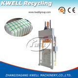 Empacadora textil hidráulica vertical manual