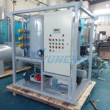Estágio duplo desidratação do óleo do transformador de vácuo e equipamento Degasification