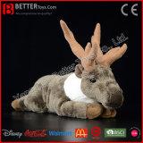 Chirstmas Plüsch-Tier angefüllten Karibu-Spielzeug-Rotwild-weichen Spielzeug-Weihnachtsmanns Ren
