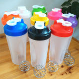 BPA는 해방한다 Eco 동요 단백질 분말 플라스틱 컵 (BC-PC1009-1)를