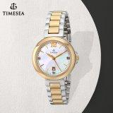 Relógio de pulso em aço de moda de Genebra de Diamante Assista às mulheres Senhoras 71191