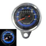 Одометр мотоцикла СИД & датчик 0-140km/H метра тахометра