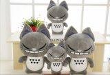 Giocattolo del carattere farcito peluche di Totoro del fumetto
