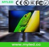 Tela ao ar livre do diodo emissor de luz de HD para anunciar