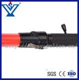 De Knuppel van het Verkeer van de rode LEIDENE Veiligheid van de Politie (syjt-46A)