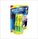 Вертолеты ракетной пусковой установки вертолетов СИД Rocket, Bamboo Dragonfly Toys шарм