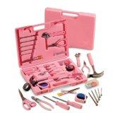 Atraente Boas Vendas 105HP Pink Senhoras Kit de Ferramentas