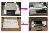China Haoyu Preço Electrónico Escala Plataforma 30kg com monitor duplo