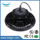 빛 5 년 보장 100W/150W/200W/240W UFO LED Highbay