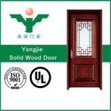 中国の工場からの現代標準的な内部の純木のドア